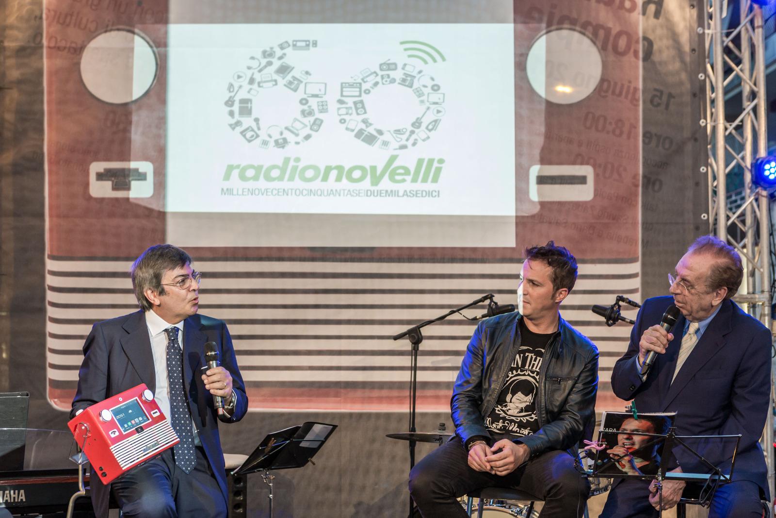 Radio4g per i 60 anni di radionovelli