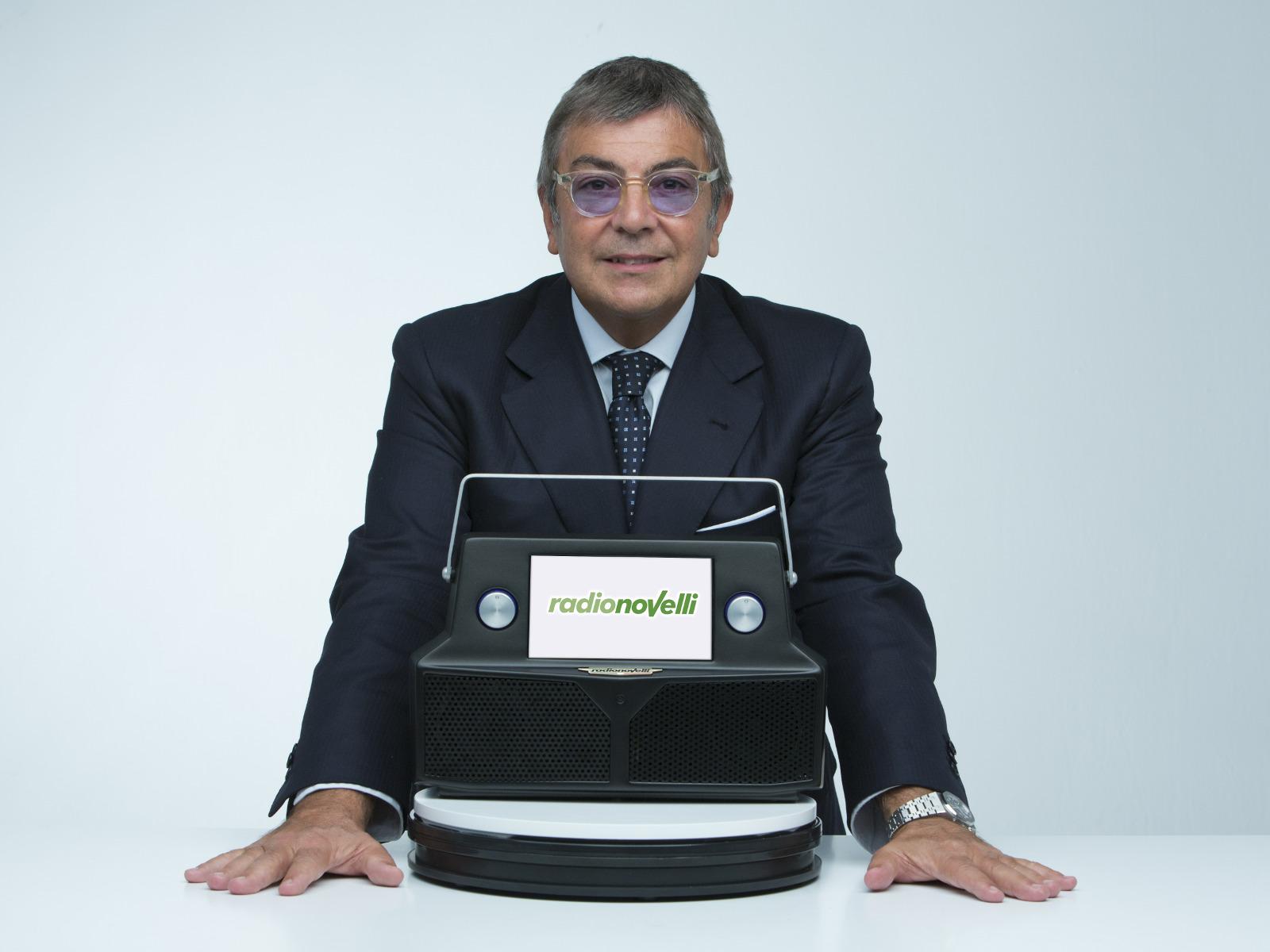 Radio 4G e Paolo Novelli