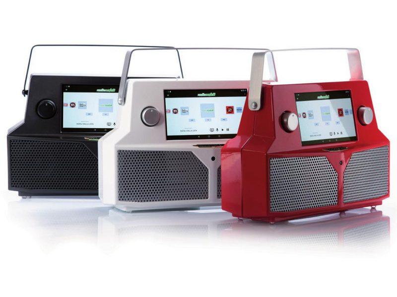 Radio4g in tre colori